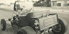 Bill Traquair Mod Rod T-Bucket 1967