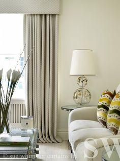 Curtains -Bespoke Accessories, Upholstery, Bespoke Upholstery, Surrey, London, UK
