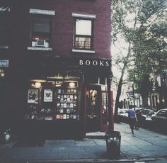 I love those little local book shops :) the best places to explore on a rainy day!