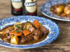 Irischer Rindfleischeintopf mit Guinness
