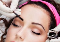 'Microblading – Technique For Eyebrow Grooming Filling In Eyebrows, How To Color Eyebrows, Morning Beauty Routine, Beauty Routines, Eyebrow Design, Eyebrow Grooming, Oil For Hair Loss, Eyebrow Tinting, Diy Hair Mask