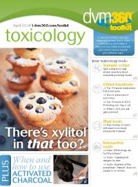 The toxicology toolkit: Use these free tools to train your #veterinary team and educate clients about common pet toxins and the importance of keeping pets safe - dvm360