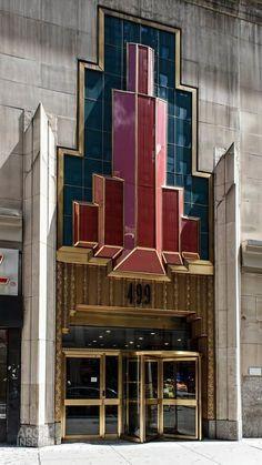 Art Deco, как полноценный архитектурный стиль. архитектура, дизайн интерьера, здание, стиль, Советская архитектура, 20 век, длиннопост