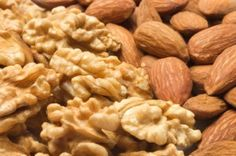 Nuts and seeds are some of the most nutritious food on the planet. They are a good source of monosaccharide carbohydrates and a great protein source. Pin to find out more!