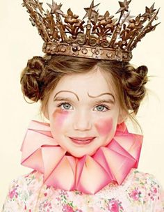 Clown MAKEUP (eyebrows)