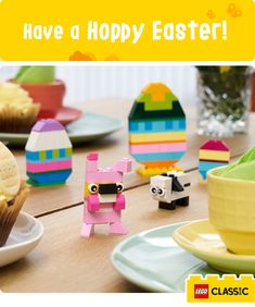 Happy Easter - the only time of year bunnies lay eggs. (Or is it…?) Where's the Easter Bunny hiding its eggs at your house this year? https://www.lego.com/themes/classic/activities/booklets/10696-spring-bunny-and-eggs-afad2042e53e4ef9b1d2d5babf673c90