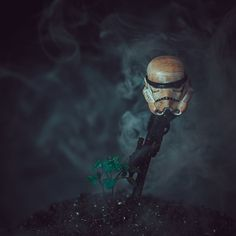 """""""No roses on a troopers grave."""" #sandtrooper #TBSFF #hasbro #starwars…"""