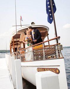 A Great Escape: Wedding Transportation