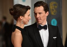 11 Times Benedict Cumberbatch And Sophie Hunter Were Adorable