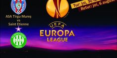 ASA Targu Mures vs Saint-Etienne – Europa League Saint Etienne, Europa League, Loire, Saints, Calm, Movie Posters, Film Poster, Popcorn Posters, Film Posters