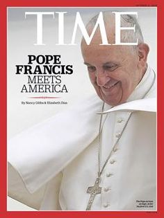 Francisco, en la tapa de la revista Time