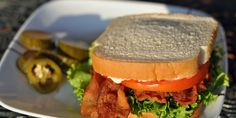 50 States, 50 Sandwiches - Zagat South Carolina:  The Bacon of the Month BLT