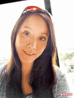 許慧欣昨在微博分享近照,開心宣布懷孕。翻攝許慧欣臉書