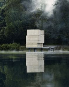 Lake Rotsee Refuge,© Valentin Jeck