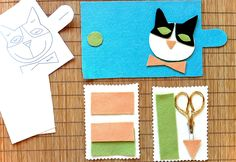 Felt Travel Sewing Kitty: A Hand Stitching Project | Sew4Home