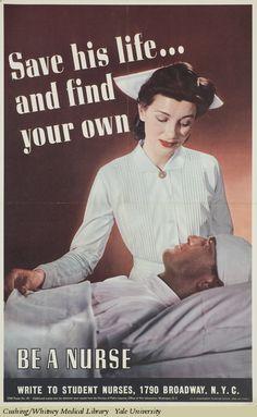 Be a Nurse.