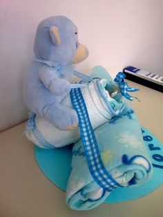 diaper cake-airplane