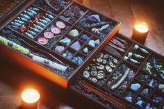 Mega Herb Witch Box  Witchcraft  Pagan  Wicca