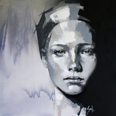 Solly Smook, oil on canvas #portraiture #figurative #painting