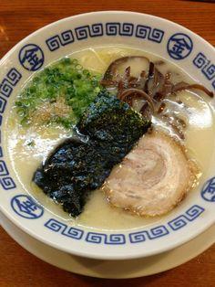 ラーメン Love this place in Shiroganedai, their Ramen is one of my faves~~!!!