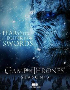 Juego de Tronos - fear cuts deeper than swords