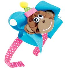 Our Rags Land Birthday Parade Bow Headband! Shop NOW at www.ragsland.com