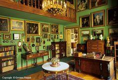Museo Mario Praz. Collezione cere del XVIII secolo