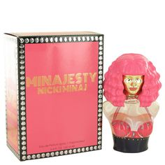 Minajesty Perfume by Nicki Minaj, You'll feel like rap royalty wearing this delightfully hip scent from the design house of nicki minaj-minajesty . Released in 2013 as an embodiment of the rap princes