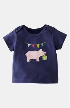 Mini Boden Party Animals Tee (Baby) available at #Nordstrom