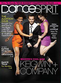 KEIGWIN + COMPANY, Dance Spirit February 2012