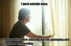 Gamer Humor...