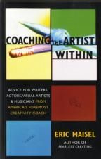 Creative Coaching Essentials by Eric Maisel- great insights! recommended by www.singwithhannah.com