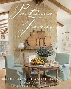 Get ready to be dazzled by rustic French country elegance and French Farmhouse Interior Design Inspiration from Patina Farm, Chateau Domingue and more. French Country Cottage, Country Farmhouse Decor, French Country Style, Modern Farmhouse, Farmhouse Style, Farmhouse Books, Country Interior, Interior Garden, Farmhouse Interior