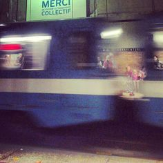 Vu ! / Watched from all sides (STM Station Bonaventure, Montreal) - Photo by kastororama