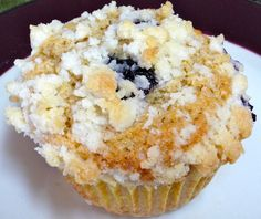 How Browned Butter Blueberry Muffins Changed My Life | * NerdyBaker *