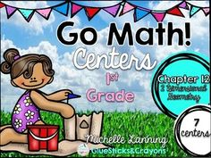 I created this companion to Go Math Chapter 12 - 2 Dimensional Geometry. There are 7 centers to reinforce the lessons taught throughout the chapter. These are perfect for small groups, to reteach some of your littles that need a little more help, or just as review.