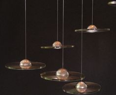 Image detail for -strung from 1 4 masonite top with lights 3 4 alien crafts arriving