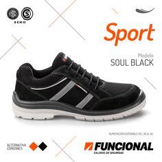 #calzado #seguridad #moda #zapatos #tecnologia #caucho #Funcional #Ultralivianos #Sport #Soul