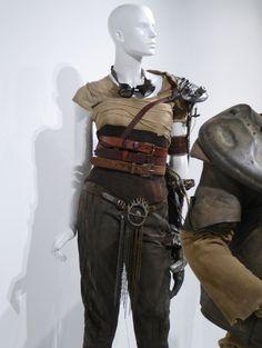 Charlize Theron Imperator Furiosa costume Mad Max: Fury Road
