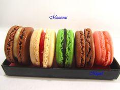 Les receptes del Miquel: Macarons con merengue Italiano y 3 ideas de rellenos