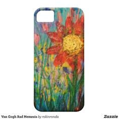 SOLD only @Louise-clémence Grenier       Van Gogh Rad Nemesis iPhone 5 Cover