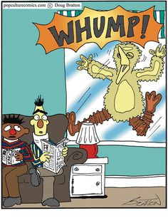 Pop Culture Shock Therapy Comic Strip, July 30, 2015     on GoComics.com
