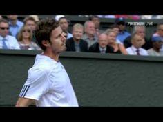 Safin worst challenge ever Federer laughs 360p