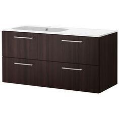 Godmorgon Ikea, med dobbel vask