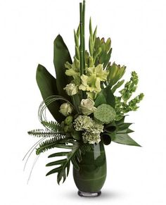 Limelight Bouquet Flowers, Limelight Flower Bouquet - Teleflora.com