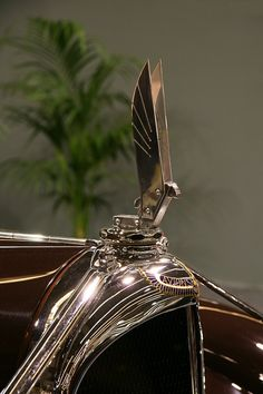 Hood ornament..Re-pin Brought to you by agents at #HouseofInsurance in #EugeneOregon for #CarInsurance