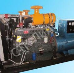 Дизельгенераторная установка (ДЭС, ДГУ) RICARDO 80 кВт