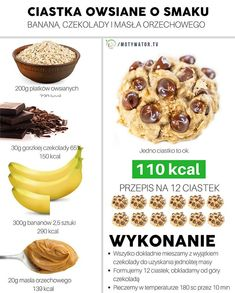 Cooking Recipes, Healthy Recipes, Healthy Food, How To Make Cookies, Healthy Life, Nom Nom, Cake Recipes, Deserts, Food And Drink