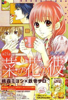 Nanohana no Kare! Capítulo 21 página 2 - Leer Manga en Español gratis en NineManga.com
