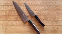 A Collection of The Best #Japanese #Chef #Knives - http://www.finedininglovers.com/blog/curious-bites/best-japanese-knives/